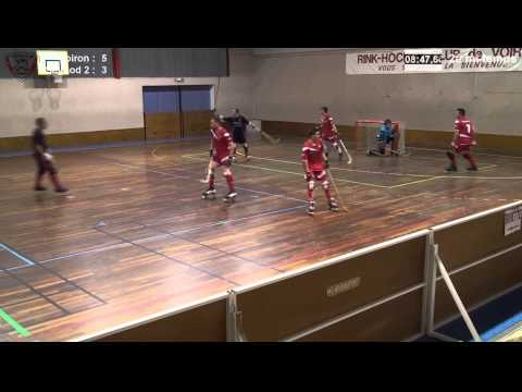 Rink-Hockey Nationale 3 - 2013/2014 - Voiron / Seynod 2