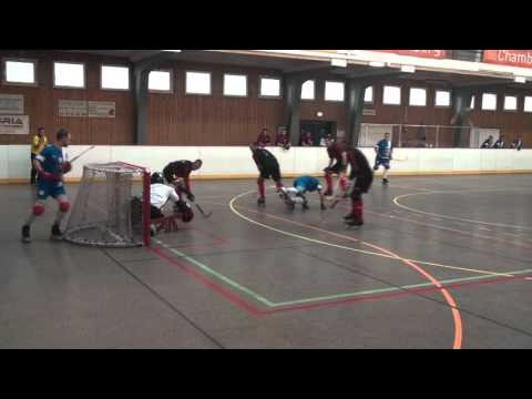 Rink-Hockey Nationale 3 - 2015/2016 - HC Chambery / HC Voiron