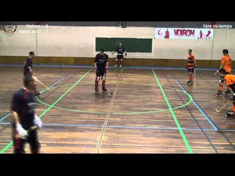 Rink-Hockey Nationale 3 - 2013/2014 - Voiron / Vaulx en Velin
