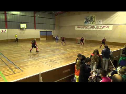 Rink-Hockey Nationale 3 - 2015/2016 - HC Voiron / HC Chambery