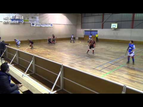 Rink-Hockey Nationale 3 - 2015/2016 - HC Voiron / RH Gleizé